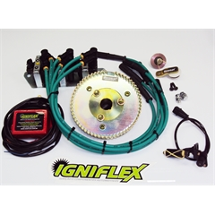 Kit Igniflex (Distribuidor) Jeep/Rural/F-75 ano 58 at� 74 Motor 6cc 2.6/3.0